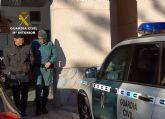La Guardia Civil desmantela una organización criminal dedicada a cometer robos con violencia en el Mar Menor