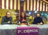 Podemos Murcia culmina su proceso constituyente municipal con Toni Carrasco como Secretario General