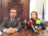 Educación y el Ayuntamiento de Lorca invierten más de 333.000 euros en mejoras en colegios durante Navidad y el primer trimestre del año