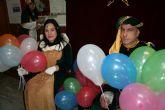 Los Reyes Magos llegan a Cehegín para repartir ilusión y regalos a niños y mayores