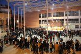 Los Reyes Magos llegan hasta Puerto Lumbreras repartiendo regalos. 2015