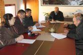 Ayuntamiento y asociaciones ben�ficas firman convenio anual para mantener la prestaci�n de servicios