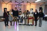 Los Reyes Magos visitan el Centro de Mayores