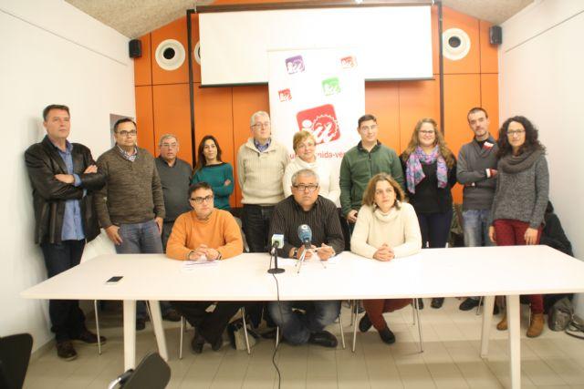 IU-Verdes de Cieza presenta a los candidatos a las Primarias Abiertas - 1, Foto 1