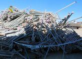 La Guardia Civil detiene a un joven por estafar a una empresa de reciclaje con la venta de 70 toneladas de piezas met�licas