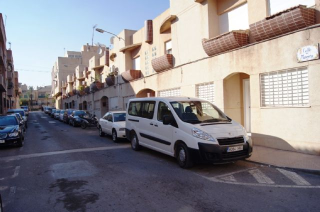 The Works and Services Plan for 2015 includes the paving of Santomera, Mallorca, Menorca, Ceramics and County streets