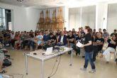 Los alumnos de arquitectura de la UPCT centran su atenci�n en mazarr�n