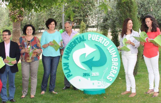 Puerto Lumbreras reduce la media de gasto energético en un 11,90% - 1, Foto 1