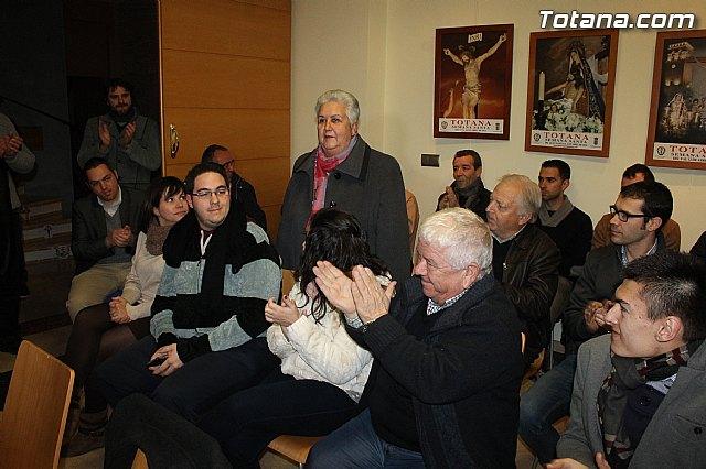 Carmen Navarro Carlos será la pregonera de la Semana Santa 2015 y Pablo Cánovas Martínez será el Nazareno de Honor - 24