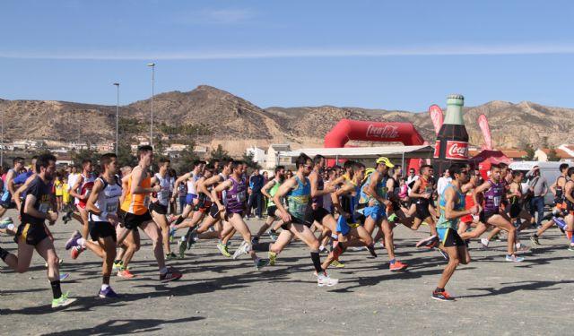 Más de 550 atletas se han dado cita en la XXIX Liga Regional de Cross disputada en Puerto Lumbreras - 1, Foto 1