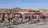 Más de 550 atletas se han dado cita en la XXIX Liga Regional de Cross disputada en Puerto Lumbreras
