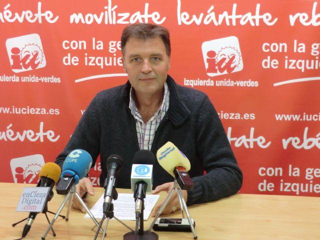 Saorín: Las elecciones municipales traerán un cambio, se ha agotado el ciclo del PP - 1, Foto 1