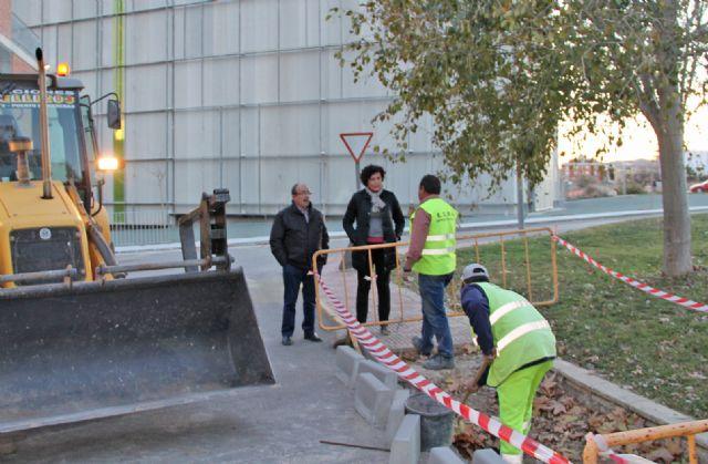 El Ayuntamiento y la Comunidad Autónoma colaboran en el nuevo Plan de Obras y Servicios 2015 - 1, Foto 1