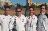 La mazarronera Sara Valls se proclama campeona regional de atletismo en pruebas combinadas