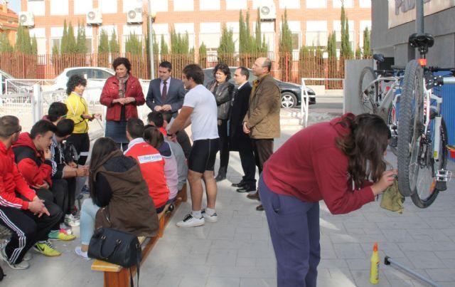Puerto Lumbreras amplía la oferta de Formación Profesional con nuevos títulos como electricidad, administración y actividades deportivas - 2, Foto 2