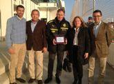 La alcaldesa agradece al Borussia Dormund su visita a San Pedro del Pinatar
