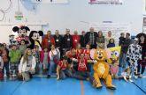 Los 2.000 euros de la campaña navideña del 'Área Comercial Las Torres' ya tienen ganadores