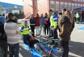 EL I.E.S. Rambla de Nogalte acoge una jornada de seguridad vial organizada por la Policía Local de Puerto Lumbreras