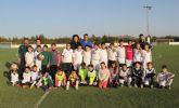 Comienza la nueva temporada de la Escuela Socio-Deportiva de Fútbol del Real Madrid en Puerto Lumbreras.