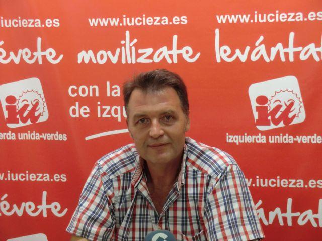 Saorín: En diciembre se destruyeron 275 empleos en Cieza, según los datos de afiliación de la Seguridad Social - 1, Foto 1