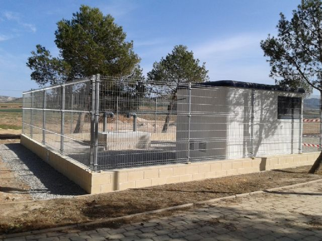 Roche cuenta con una nueva estación de bombeo - 1, Foto 1