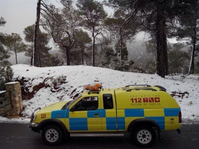 Come the first snows Espuña, Foto 1