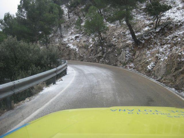 Come the first snows Espuña, Foto 2