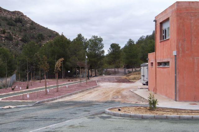 Entran en su última fase las obras de adecuación del aparcamiento, jardines y perímetro del poblado del yacimiento argárico de La Bastida - 4, Foto 4
