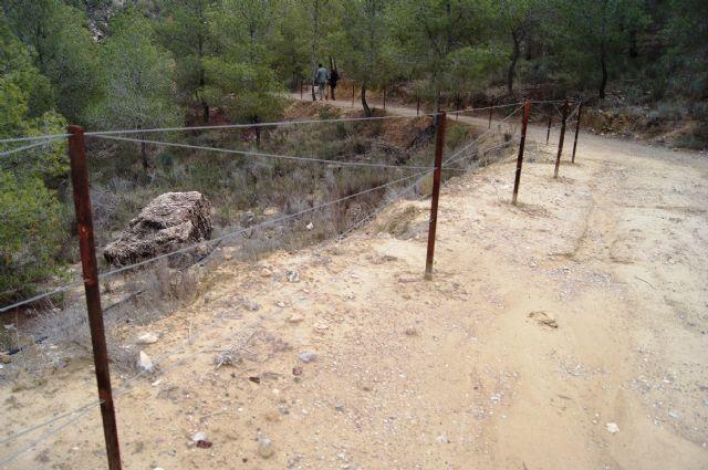 Entran en su última fase las obras de adecuación del aparcamiento, jardines y perímetro del poblado del yacimiento argárico de La Bastida - 5, Foto 5