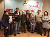 Se presenta la nueva Ejecutiva Local de Juventudes Socialista de Totana