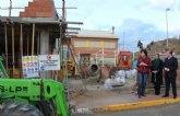 Comienza la ampliación y mejora del colegio público Asunción Jordán de Puerto Lumbreras