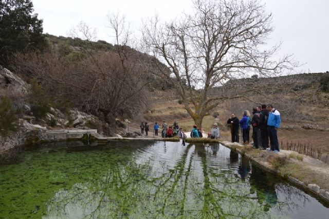 La Concejalía de Deportes celebró el pasado domingo una ruta de senderismo por Moratalla - 4, Foto 4