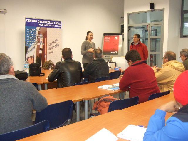 Arrancan los cursos de Capacitación para Tratamientos con Plaguicidas Fitosanitarios de nivel básico - 3, Foto 3