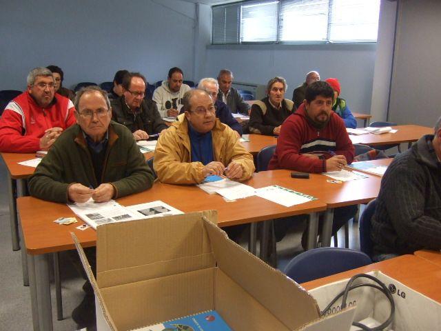 Arrancan los cursos de Capacitación para Tratamientos con Plaguicidas Fitosanitarios de nivel básico - 4, Foto 4