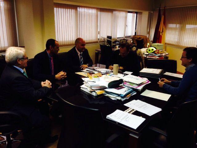 Apoyo de la dirección general de seguridad ciudadana y emergencias al municipio - 1, Foto 1