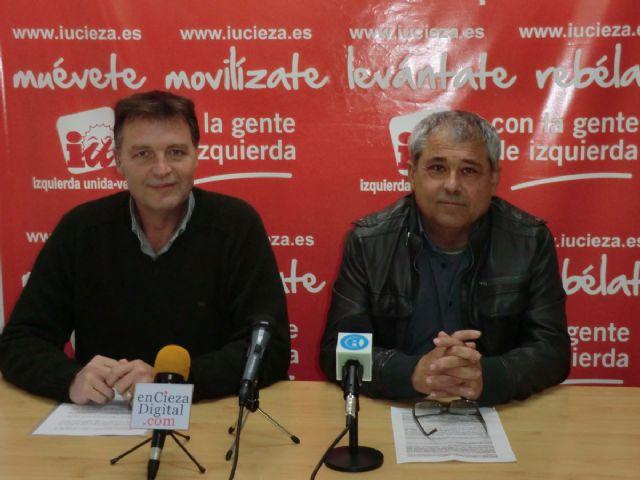 Francisco Saorín Candidato a la Alcaldía de IU-Verdes de Cieza para las próximas municipales - 1, Foto 1