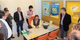 La nueva Oficina Auxiliar de Correos de La Estación- Esparragal de Puerto Lumbreras registra 372 usuarios en 31 días laborables desde su apertura