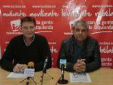 Francisco Saorín Candidato a la Alcaldía de IU-Verdes de Cieza para las próximas municipales