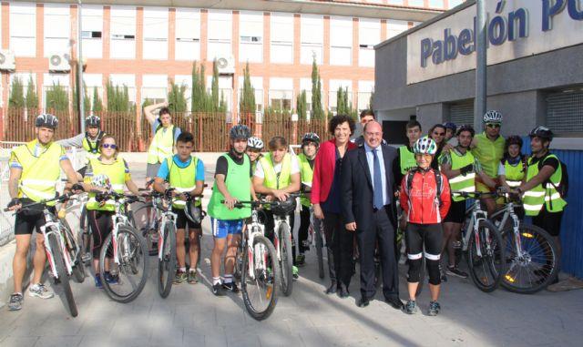 50 alumnos del IES Rambla de Nogalte se forman como técnicos en conducción de Actividades Físico Deportivas en el Medio Natural - 1, Foto 1