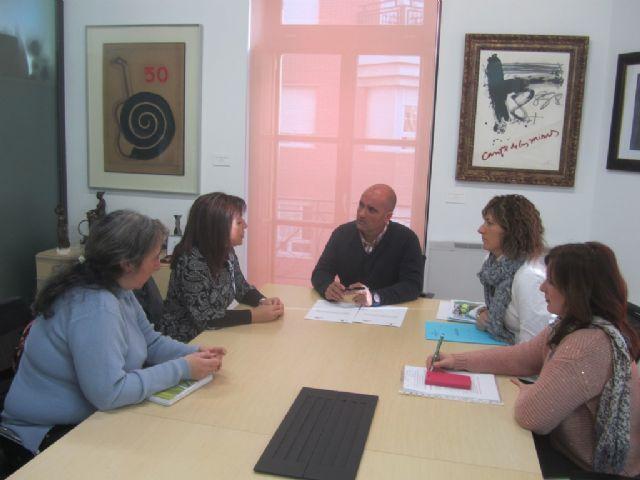 El municipio sigue trabajando con la Asociación Proyecto Abraham - 1, Foto 1