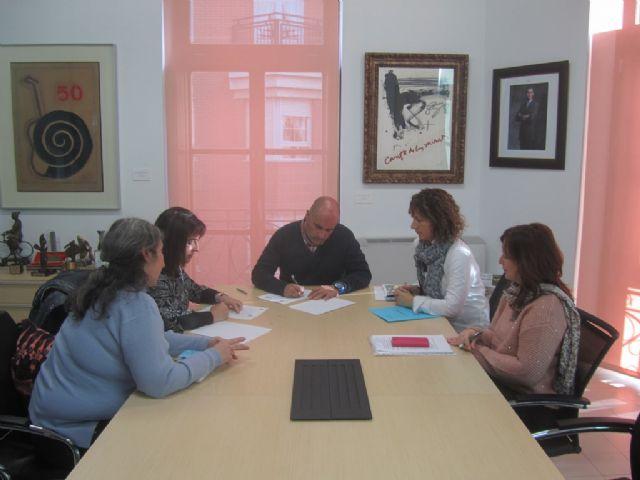 El municipio sigue trabajando con la Asociación Proyecto Abraham - 2, Foto 2
