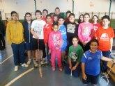 Totana acogió el pasado sábado las Jornadas Regionales Zona Sur de Bádminton y Orientación de Deporte Escolar