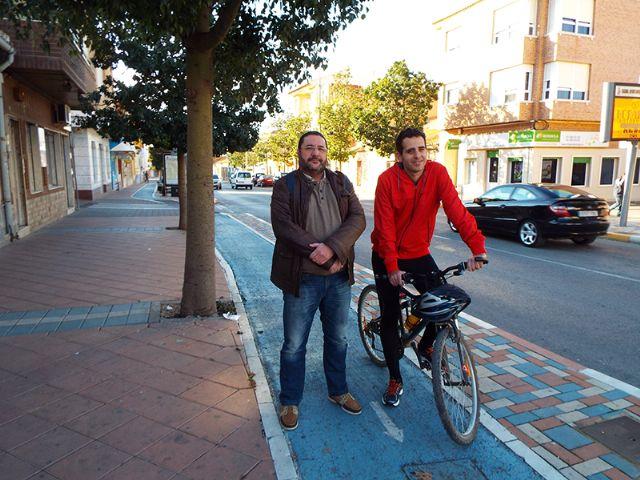 UPyD La Unión pide estudiar la viabilidad de la creación de más kilómetros de carril bici en La Unión y pedanías - 1, Foto 1