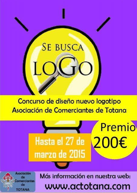 La Asociación de Comerciantes de Totana presenta un concurso para renovar su imagen corporativa - 1, Foto 1