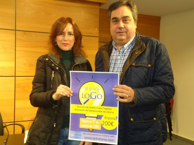 La Asociación de Comerciantes de Totana presenta un concurso para renovar su imagen corporativa - 2, Foto 2