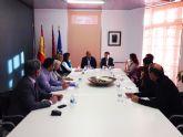 Encuentro con los directores de los centros educativos del municipio