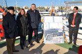 El Puerto de Lo Pagán inicia las obras de ampliación en 138 puntos de amarre