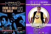 Un concierto y una tarde de humor, las próximas citas a beneficio de D´genes y AELIP en Platea Loungebar