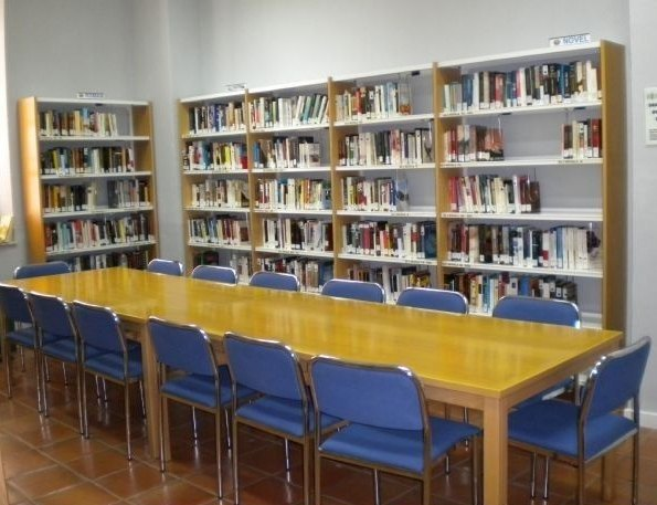 """The library of """"Jail"""" close its doors next week to perform paint work, catering and cleaning"""