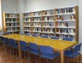 """La biblioteca municipal de """"La Cárcel"""" cerrará sus puertas la semana próxima para llevar a cabo labores de pintura, restauración y limpieza"""